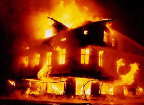 Причини виникнення пожеж